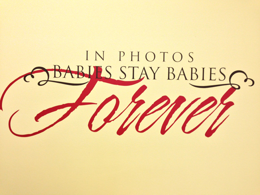 In Photos Babies Stay Babies Forever